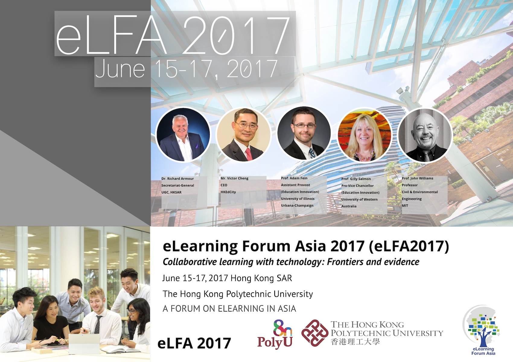 eLearning Forum Asia 2017