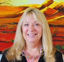 Professor Gilly Salmon - Pro Vice-Chancellor (Education Innovation), University of Western Australia